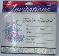 INVITATIONS HEAVENLY SPIRIT 25 CT