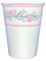 CUPS PINK RIBBON BOKAY 25 CT