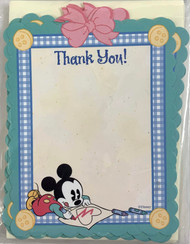 THANK YOUS BABY MICKEY 10 CT