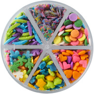 SPRINKLES FLOWERFUL MEDLEY 6-CELL 4 OZ.