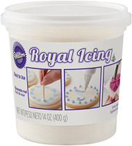 ICING TUB ROYAL 14 OZ. TUB