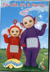 INVITATIONS TELETUBBIES 8 COUNT