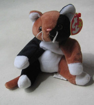 TY Beanie Baby Chip the Cat