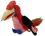 BB FRILLS/HORNED BIL BIRD