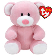 TY BEAR PINK PRINCESS SMALL