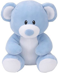 TY BLUE BEAR LULLABY LARGE