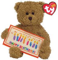 BB HAPPY BIRTHDAY GREETING BEAR W/SIGN