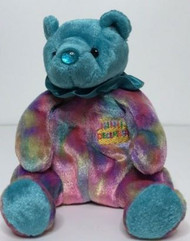 BB BIRTHDAY BEAR DECEMBER