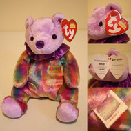 BB BIRTHDAY BEAR FEBRUARY