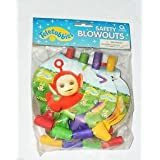 BLOWOUTS TELETUBBIES 8 CT