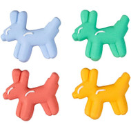ICING DECOR BALLOON DOGS 12 CT