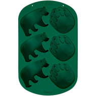 SILICONE MOLD ADVENTURER 6-CAVITY
