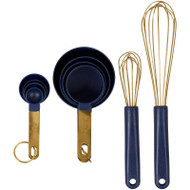 KITCHEN UTENSILS MIX AND MEASURE 10-PC