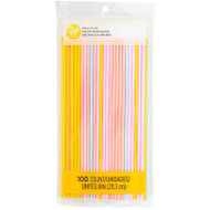 TREAT STICKS PASTELS 8 IN. 100 CT