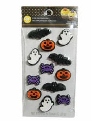 ICING DECO HALLOWEEN MIX DOT MATRIX 12 CT