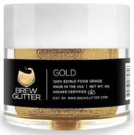 BREW GLITTER GOLD 4G