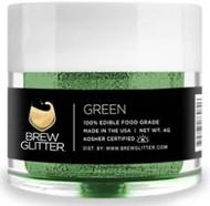 BREW GLITTER GREEN 4G