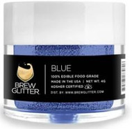 BREW GLITTER BLUE 4G
