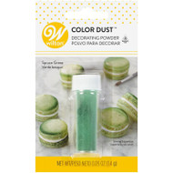 COLOR DUST SPRUCE GREEN .05 OZ.