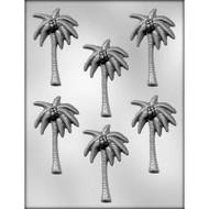 MOLD PALM TREES 6 CAVITIES
