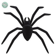 """SPIDER WITH CLIP BLACK 9.5"""""""