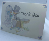 PM THANK YOU HOPE CHEST BRIDE & GROOM 25 CT
