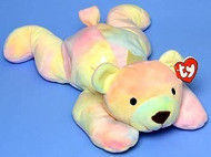 PILLOW PAL SHERBET PASTEL TIE-DIED