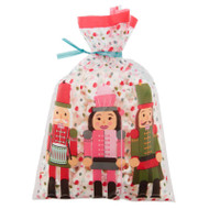 PARTY TREAT BAGS NUTCRACKER 20 CT