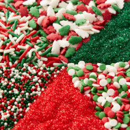 SPRINKLES CHRISTMAS TRADITIONAL MIX 6 CELL