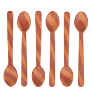 CANDY SPOONS SALTED CARAMEL 6 CT
