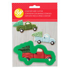 COOKIE CUTTER COMFORT GRIP TRUCK WITH TREE