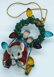 MOUSEKINS ORNAMENT13646-1