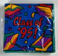 BEV NAPKINS CLASS OF '95