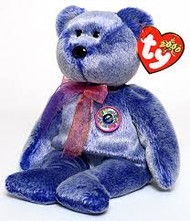 BB PERIWINKLE BEAR
