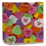BEV NAPKINS SWEET TALK 16 COUNT