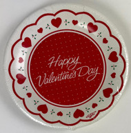 PLATES 7 HAPPY VALLENTINES DAY