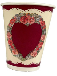 CUPS VICTORIAN ROMANCE 8 Count