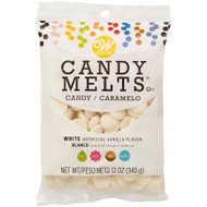 CANDY MELTS WHITE 12 OZ.
