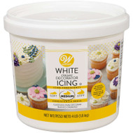 ICING WHITE DECORATOR  4 LB.