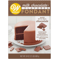 FONDANT MILK CHOCOLATE