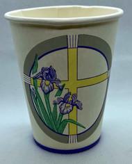 CUPS CROSS & IRIS 10 CT