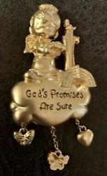 PIN LAPEL PM GOD PROMISES