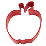 COOKIE CUTTER APPLE  3 IN. RED