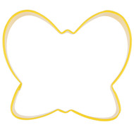 COOKIE CUTTER BUTTERFLY 3 IN. YELLOW