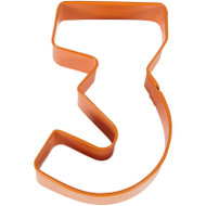 COOKIE CUTTER # 3 YELLOW