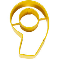 COOKIE CUTTER # 9 YELLOW