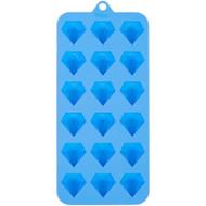SILICONE CANDY MOLD DIAMOND18 CAVITIES