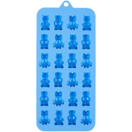 SILICONE CANDY MOLD GUMMY ANIMALS