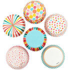 BAKING CUPS DOTS, STRIPES 150 CT