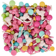 SPRINKLES PINK FLAMINGO MIX POUCH